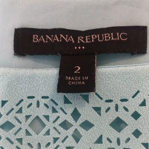 Banana Republic Dresses - Aqua Banana Republic Dress